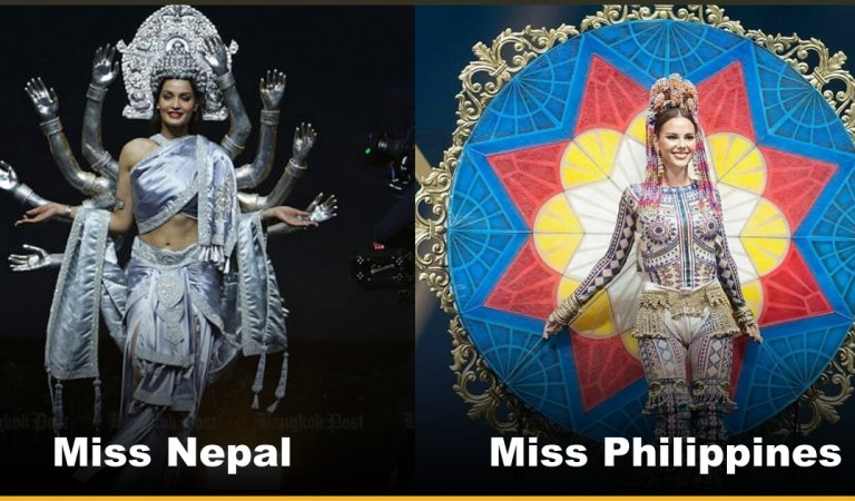 Miss Universe Contestants And Their Home Countries Gowns Are Just Mesmerizing