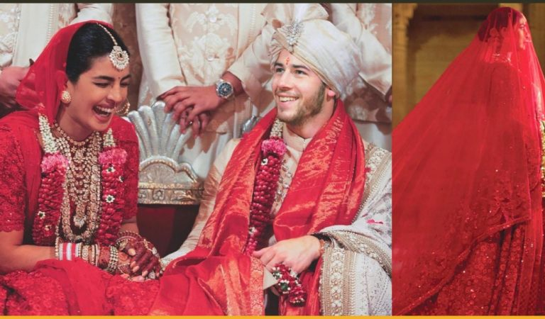 Pictures Of Priyanka Chopra And Nick Jonas Indian Wedding Ceremony Are Out