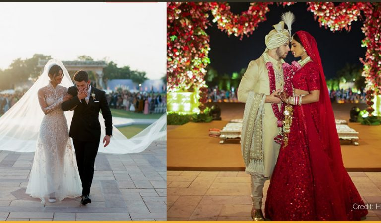 Exclusive Wedding Pictures Of Priyanka Chopra And Nick Jonas