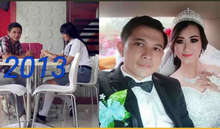 Teacher Marry His Old Student After Being In A Relationship With Her For 7 Years