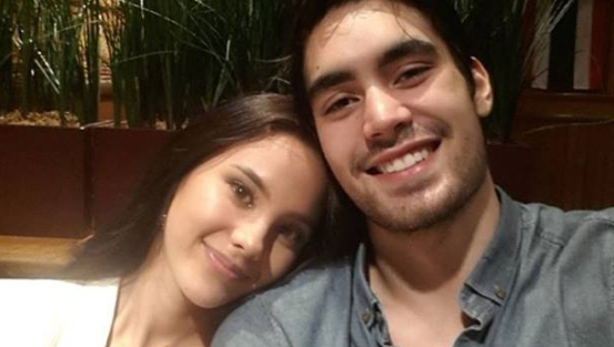 First Ever Kissing Scene Of Miss Universe 2018, Catriona Gray With Her Long-term Boyfriend