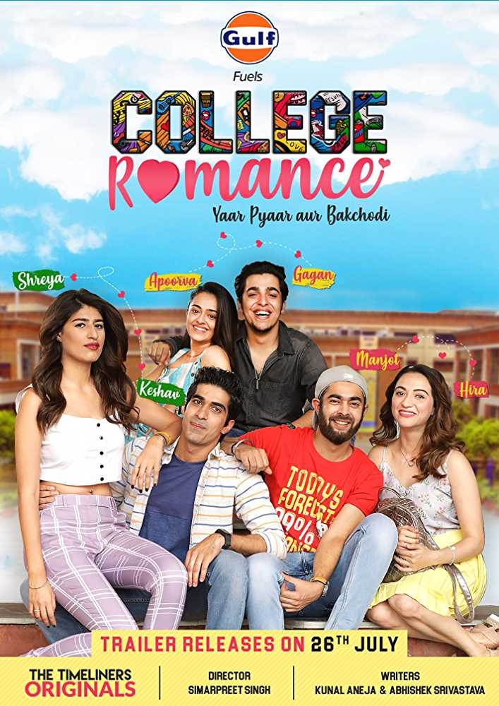 Top Indian Web Series 2018 - College Romance