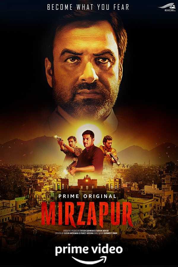 Top Indian Web Series 2018 - Mirzapur