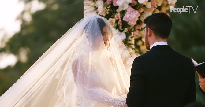 Every Inside Picture Of Priyanka Chopra And Nick Jonas Christian Wedding Ceremony