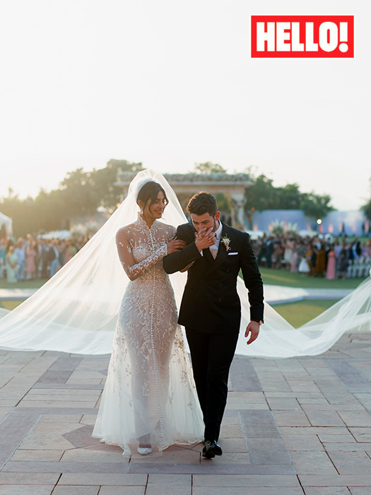 See The Exclusive Wedding Pictures Of Priyanka Chopra And Nick Jonas