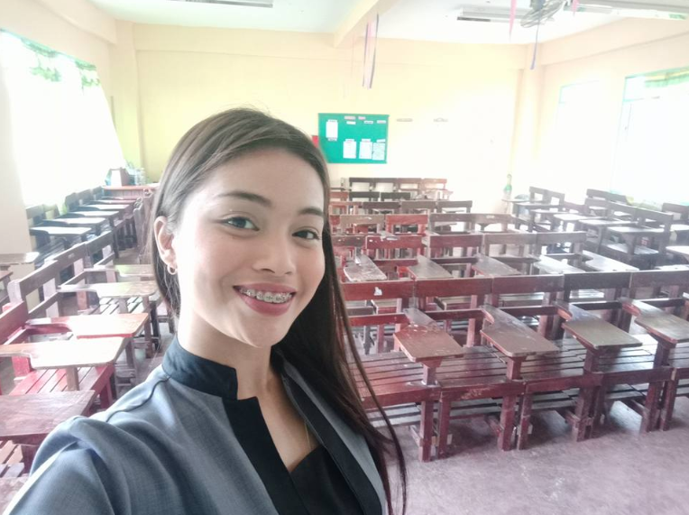 Nikki San Diego Lejano Is Probably The Most Beautiful Teacher You Will Ever Meet