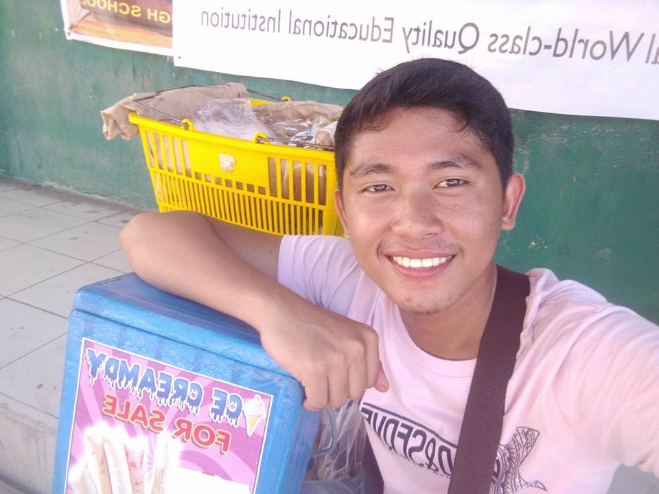 Student start honesty shop while studying
