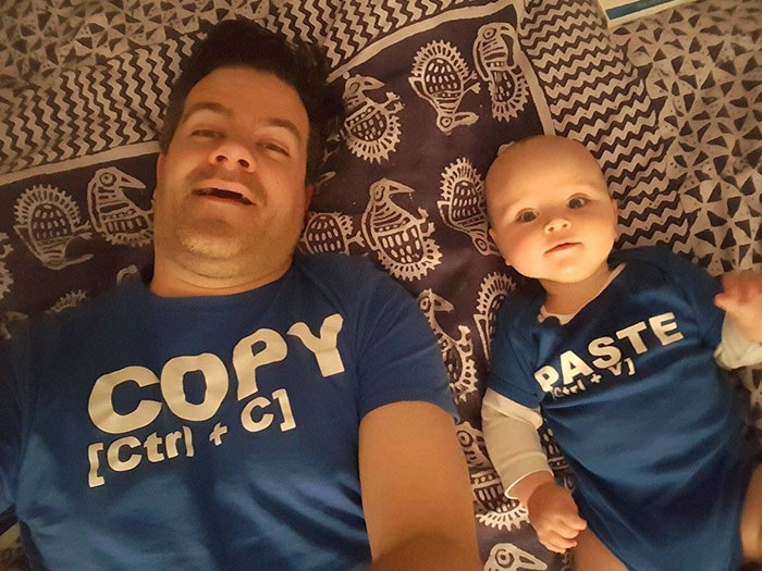 Creative T-shirt Pairs