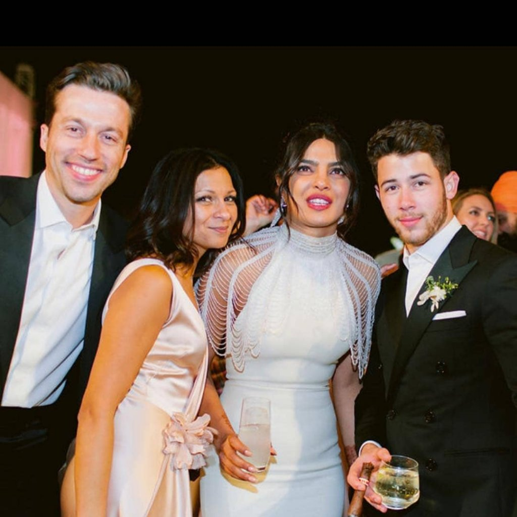 Some More Unseen Pictures From Nickyanka's Wedding!