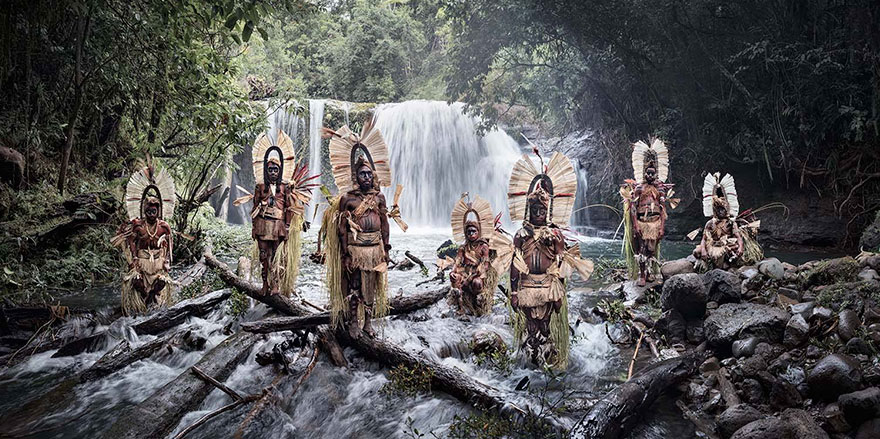 Photographs Of Isolated Tribes That Will Leave You Amazed
