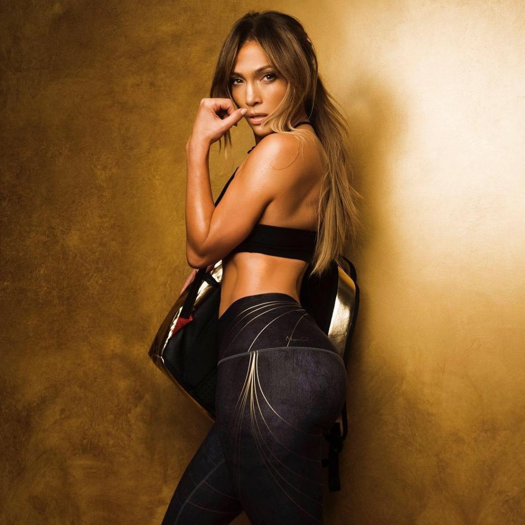 Amazing Body Like Jennifer Lopez