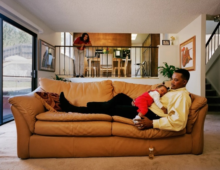 See How American Suburban Families Changed Over last 20 Years!