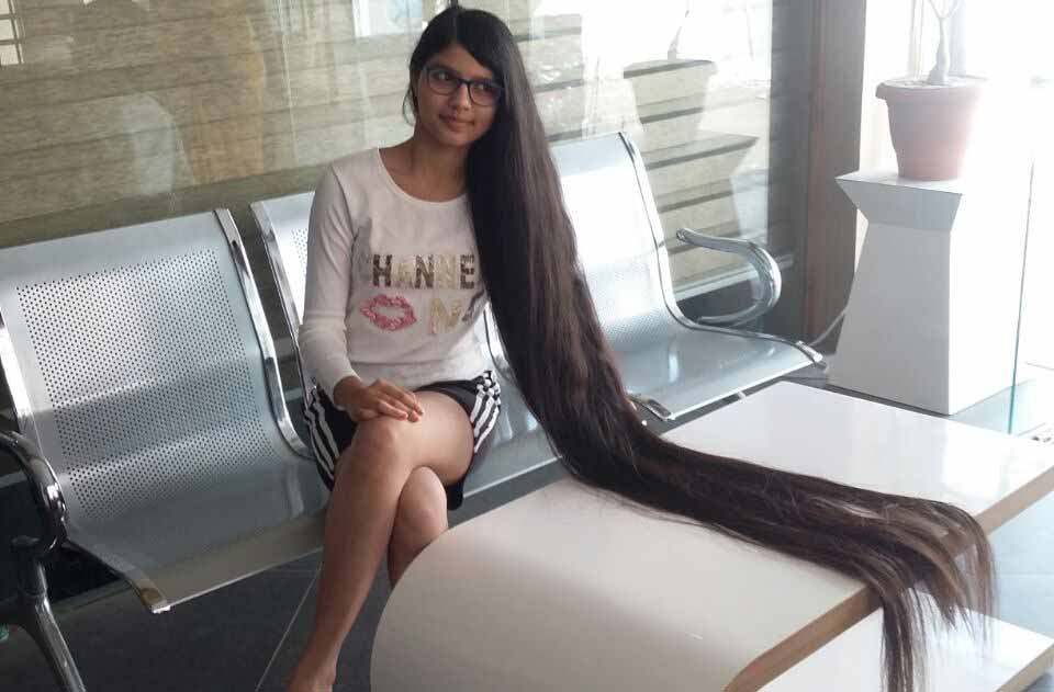 Meet The 'Real Life Rapunzel' Who Has Longest Hair In The World