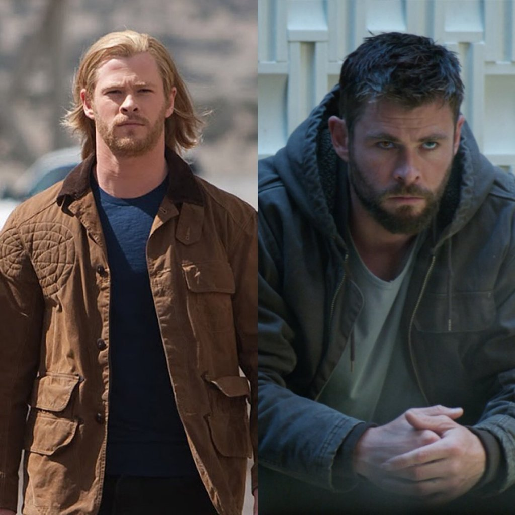 Marvel Studios #10YearChallenge With Avengers Cast