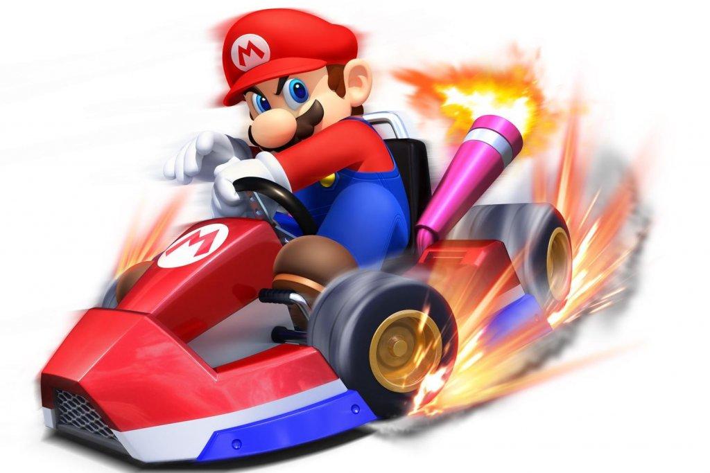 Nintendo Is All Set To Launch Mario Kart To Smartphones