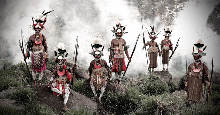 Pictures Of Isolated Tribes That Will Make You Wonder
