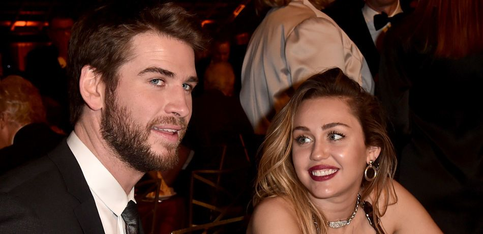 Miley Cyrus & Liam Hemsworth's First Public Appearance