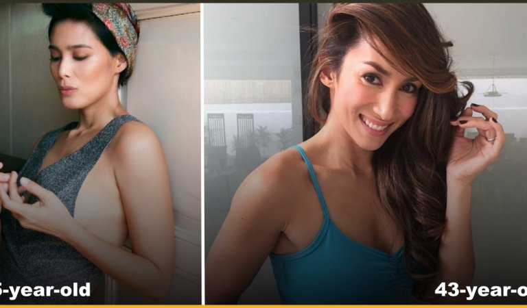 7 Flawless Beauties In Philippines Proves Age Is Just A Number
