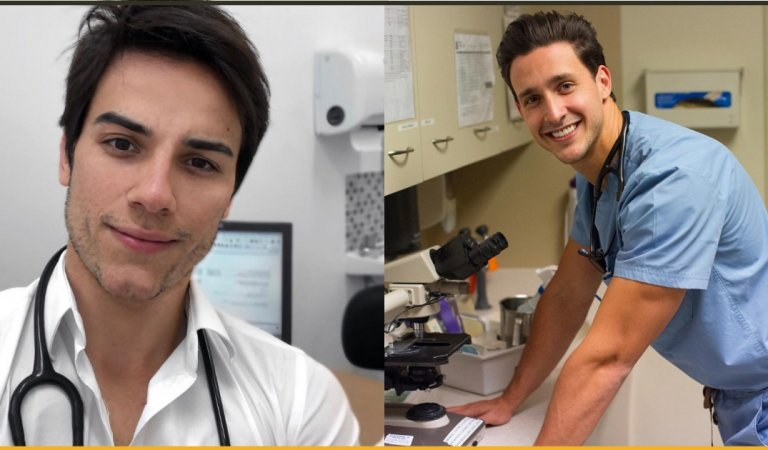 10+ Most Handsome Looking Doctors You Wouldn't Mind Getting Examined From!