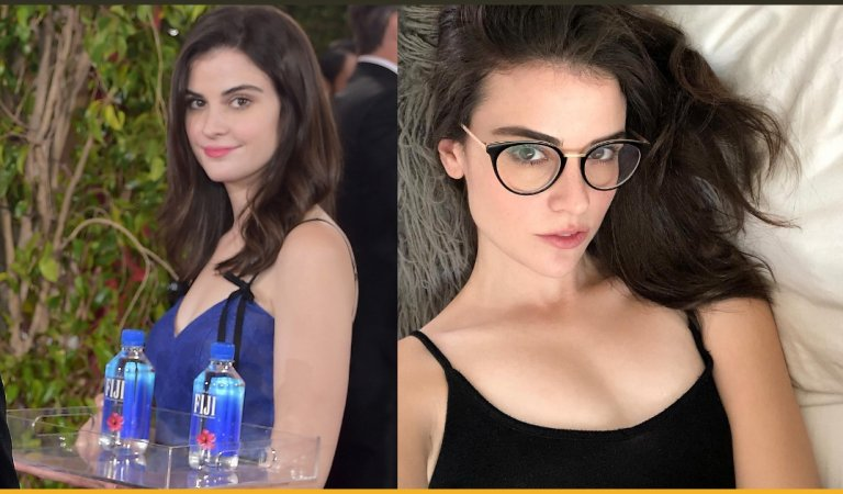 Kelleth Cuthbert, 'The Fiji Water Girl' Who Is The Accidental Viral Star Of The Golden Globes