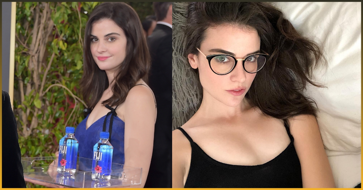 Kelleth Cuthbert The Fiji Water Girl Who Is The