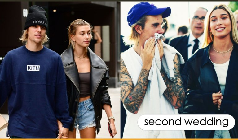 Justin Bieber And Hailey Baldwin Are Going To Marry For The Second Time And Here Are The Details