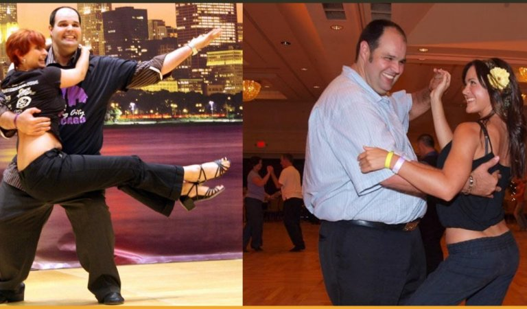 Overweight Swing Dancer John Lindo Is A Winner Of Many Dance Competitions