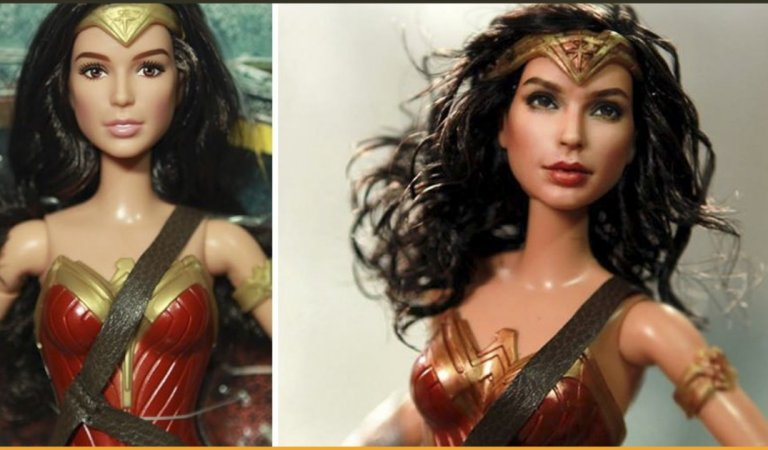Artist Repaints Celebrity Dolls And The Result Will Surprise You