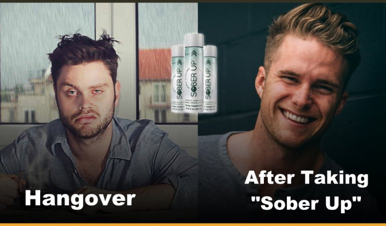 Now Drink Without Getting A Hangover With 'Sober Up: The Ultimate Organic Detox'