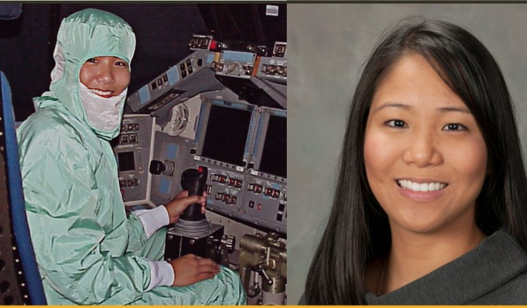 FilipinoGirl Who Hated Math Now Works As NASA Engineer