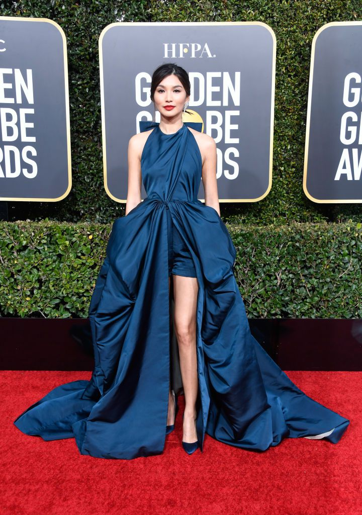 Golden Globes 2019: Best Dressed Celebrities At The Red Carpet