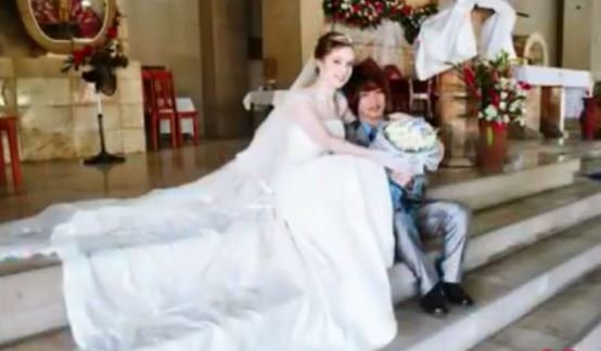Canadian Woman Travels More Than 8000 Miles To The Philippines To Marry The Boy She Met Online