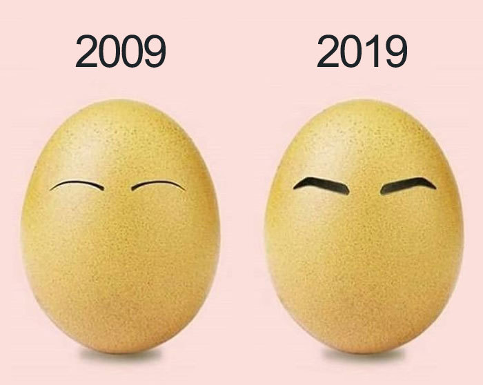 30 Funniest Memes Mocking The 10-Year Challenge