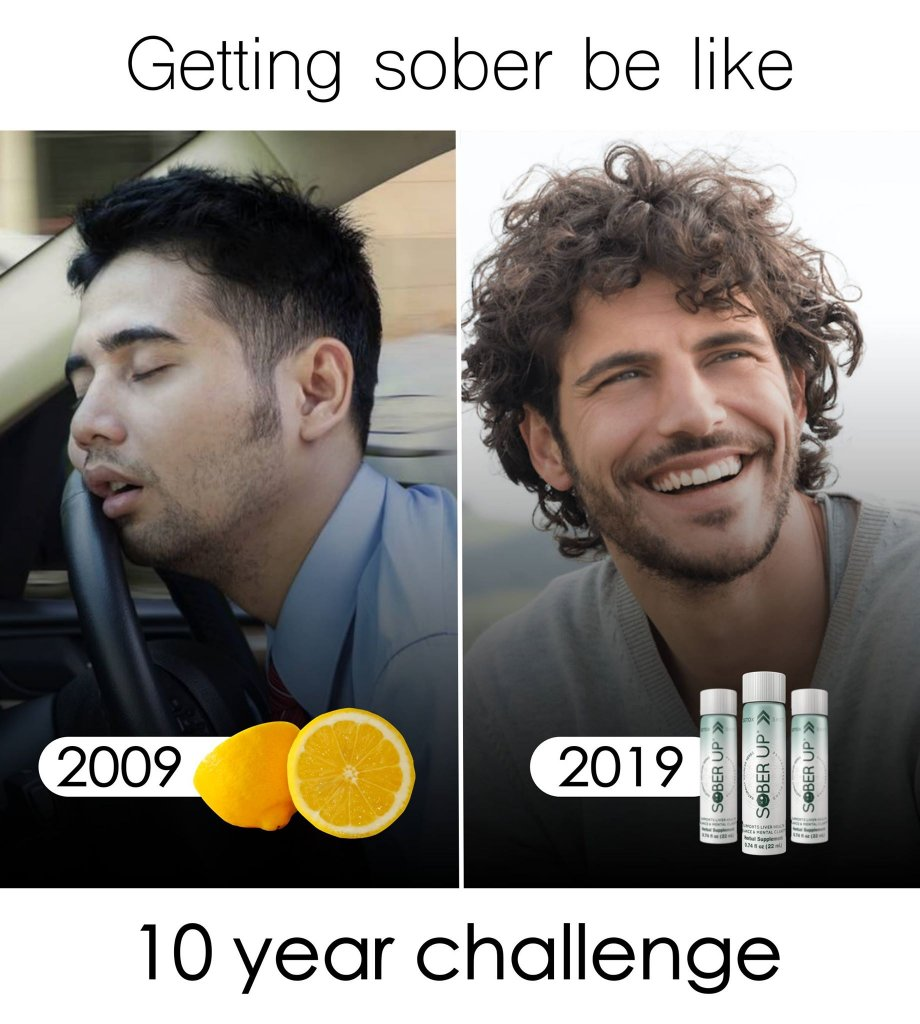 sober up, hangover