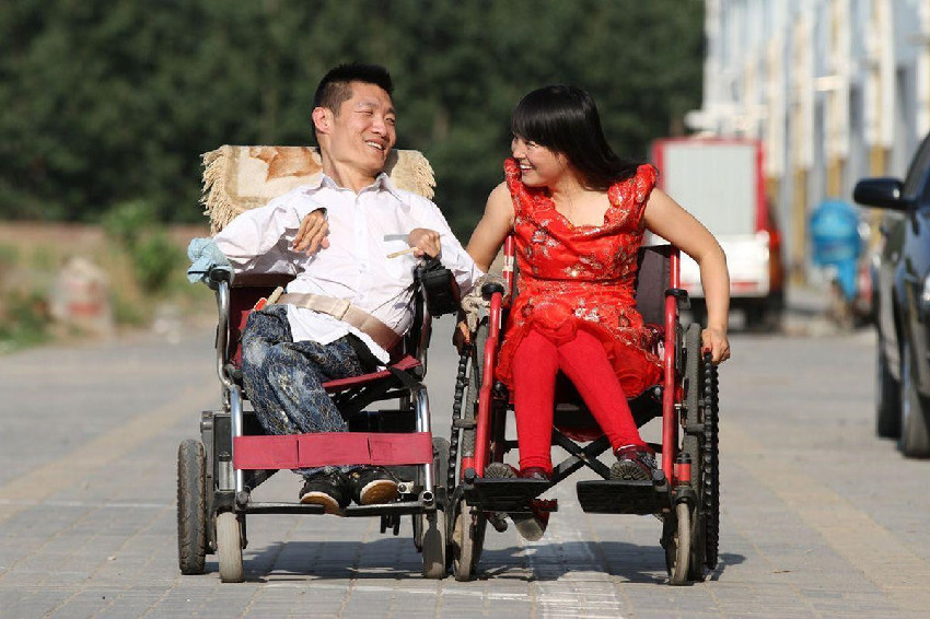 Couple In Wheelchairs Show Us What True Love Is