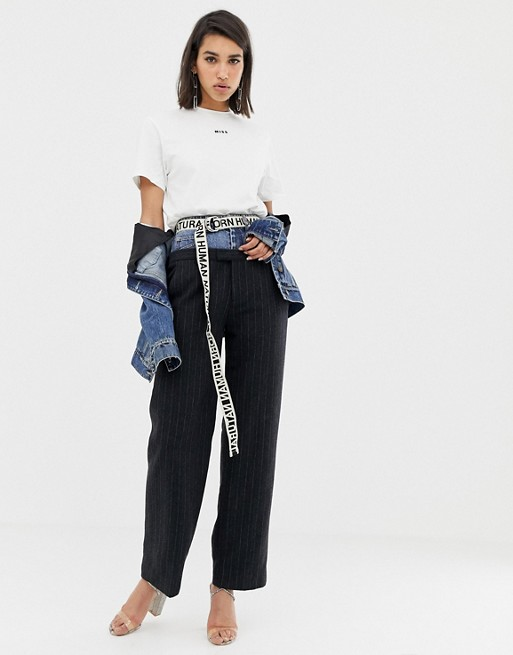 People Are Bewildered By These Pellucid, $52 Trousers