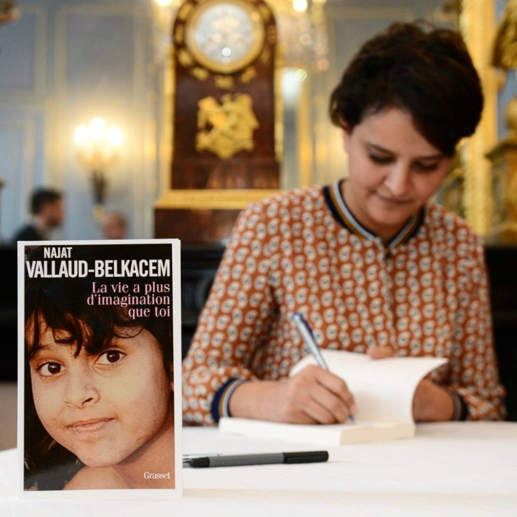 The Inspiring Story Of Najat Belkacem From A Shepherd Girl To The Education Minister Of France