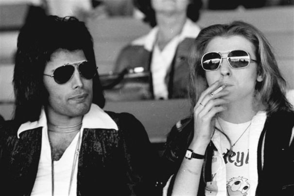 Unseen Pictures Of Freddie Mercury With The Love Mary Austin