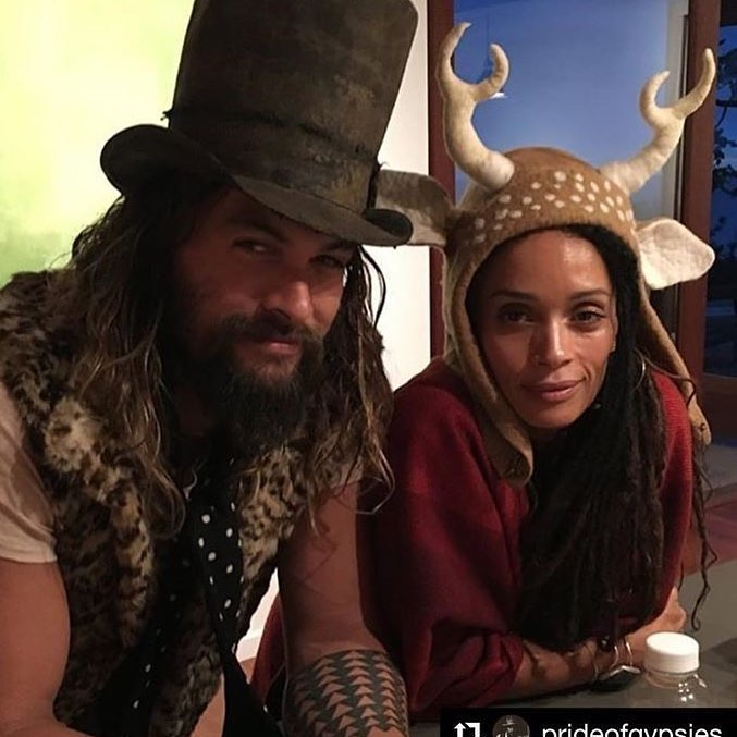 Jason Momoa The Aquaman Star Shares How He Fell In Love With His Wife
