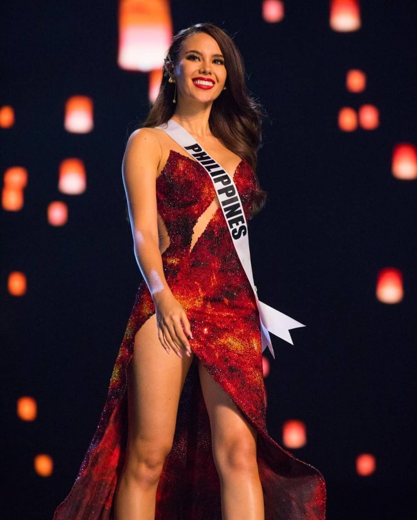 Miss Universe 2018 Catriona Gray Shares Her Thoughts That Will Make Filipinos Proud