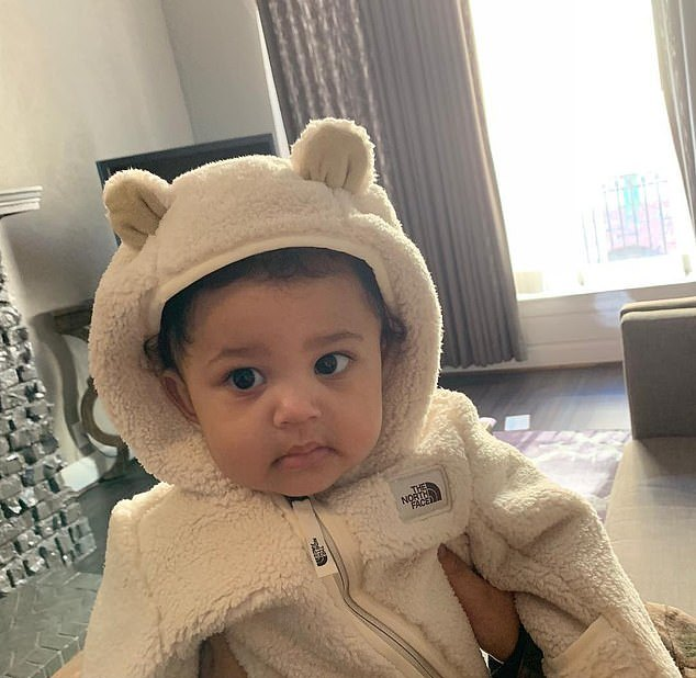 Kylie Jenner's Daughter Stormi Webster Turns One!