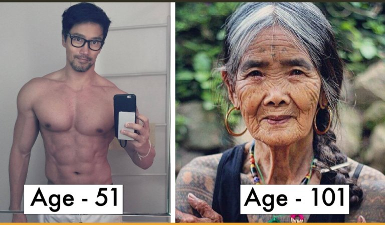20 Pictures Revealing These People Inspires Everyone Disobeying the Fact Of Age