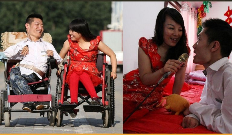 This Couple In Wheelchairs Show Us What True Love Looks Like