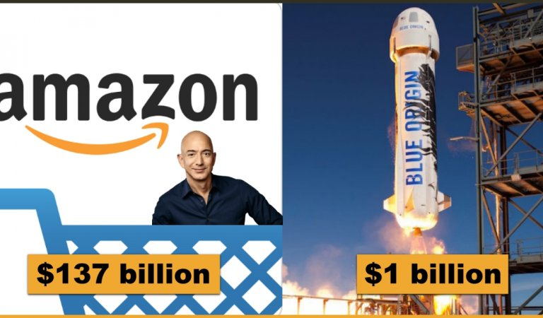 9 Most Expensive Things Owned By The World's Richest Man Jeff Bezos