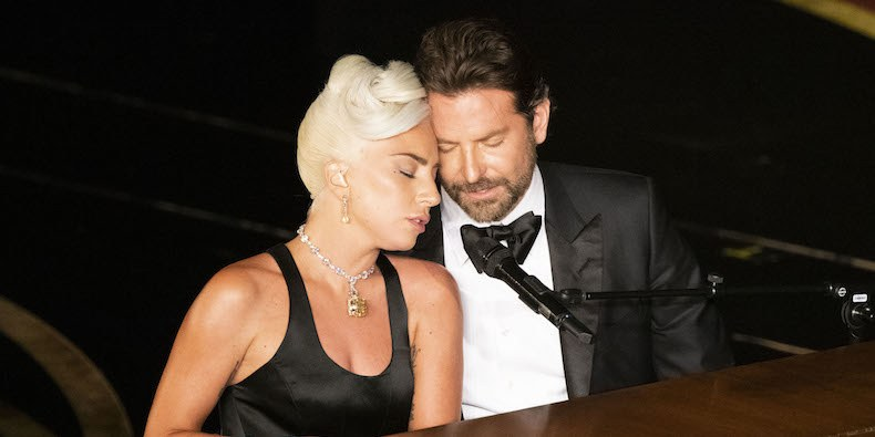 Lady Gaga And Bradley Cooper Gave A Duet Performance, And People Think She 'Crossed The Line'