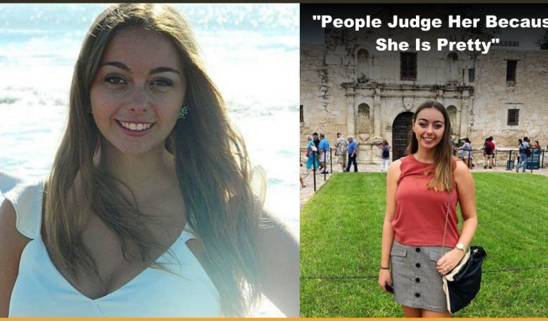 Woman Gets Trolled By Netizens After She Says That People Judge Her Because She Is Pretty