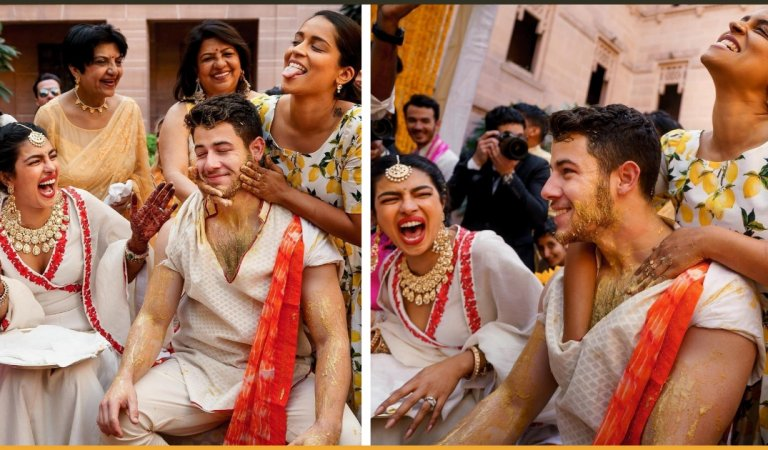 Superwoman, Lilly Singh Showed No Mercy To Nick Jonas During Haldi Ceremony