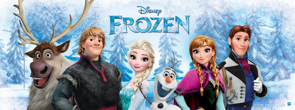 Disney Launched The First Trailer For Frozen 2