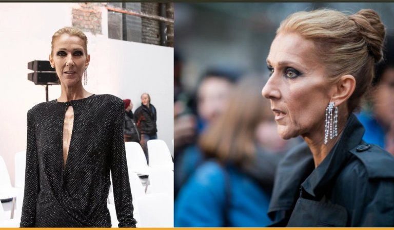 Celine Dion Gets Back At Body Shamers After Drastic Weight Loss