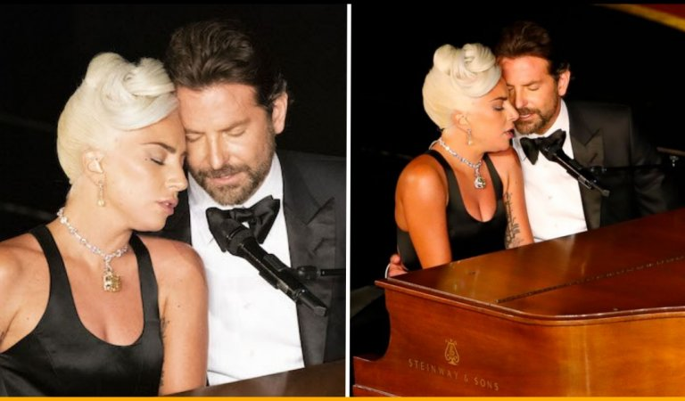 Lady Gaga And Bradley Cooper Performed Together At Oscars, And People Think She 'Crossed The Line'